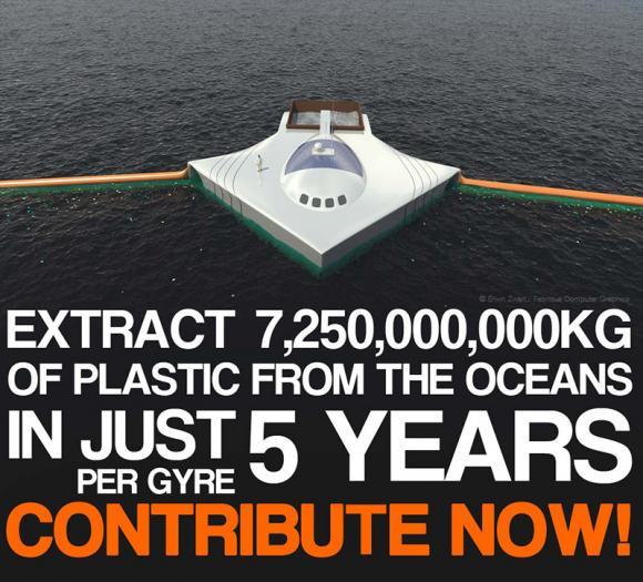 'Naprava' za odstranitev kupa plastike