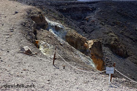 Santorini - vulkan / volcano